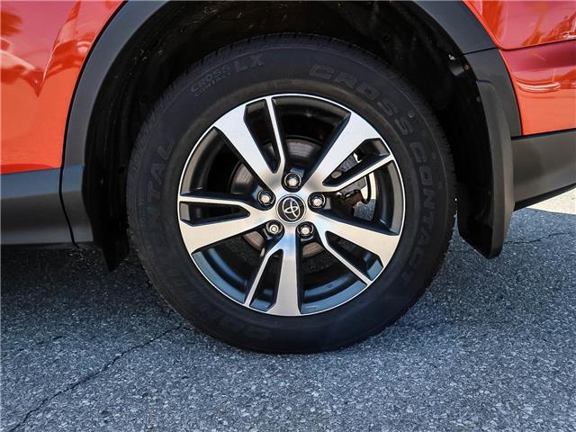 2016 Toyota RAV4 XLE (Stk: 3371) in Milton - Image 19 of 28