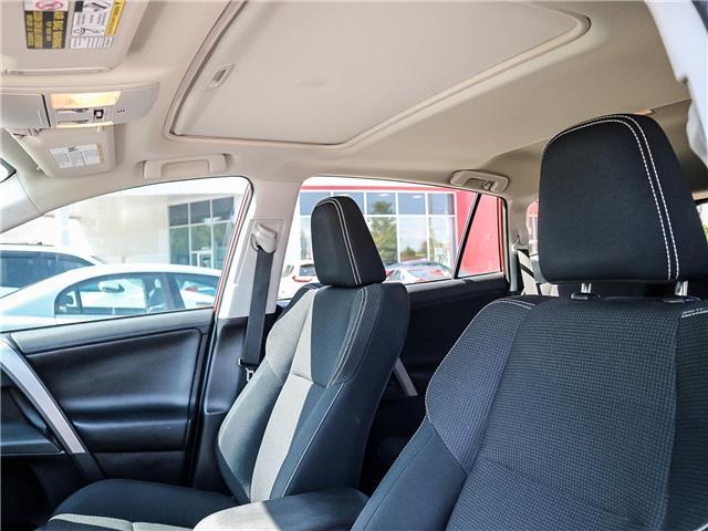 2016 Toyota RAV4 XLE (Stk: 3371) in Milton - Image 22 of 28