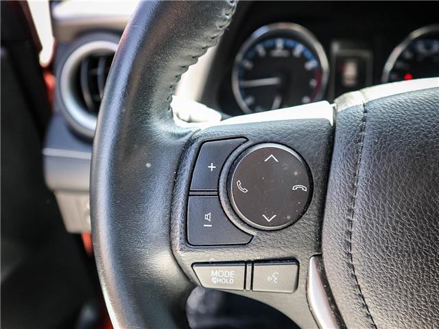 2016 Toyota RAV4 XLE (Stk: 3371) in Milton - Image 25 of 28