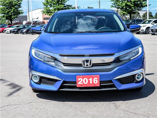 2016 Honda Civic Touring (Stk: 3372) in Milton - Image 2 of 27