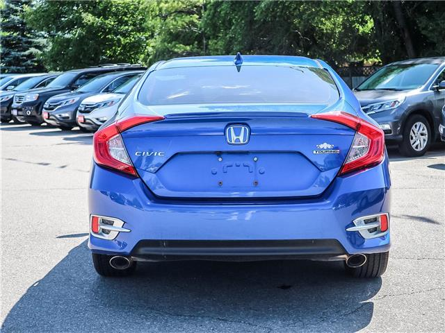 2016 Honda Civic Touring (Stk: 3372) in Milton - Image 6 of 27