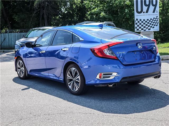 2016 Honda Civic Touring (Stk: 3372) in Milton - Image 7 of 27