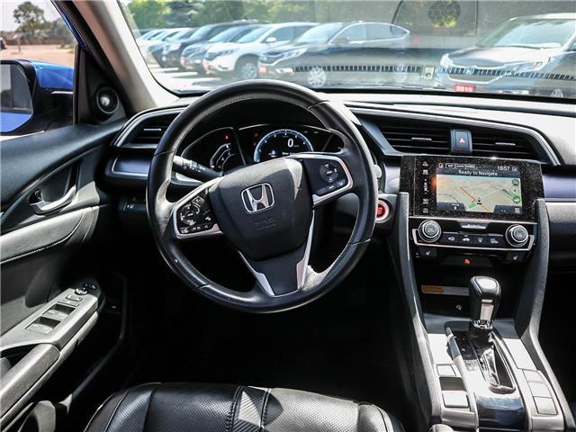 2016 Honda Civic Touring (Stk: 3372) in Milton - Image 14 of 27