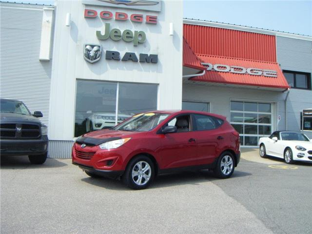 2011 Hyundai Tucson L (Stk: M6933A) in Mont-Laurier - Image 1 of 20