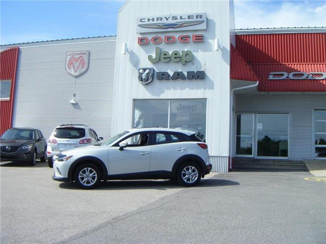 2016 Mazda CX-3 GS (Stk: M6958A) in Mont-Laurier - Image 1 of 21