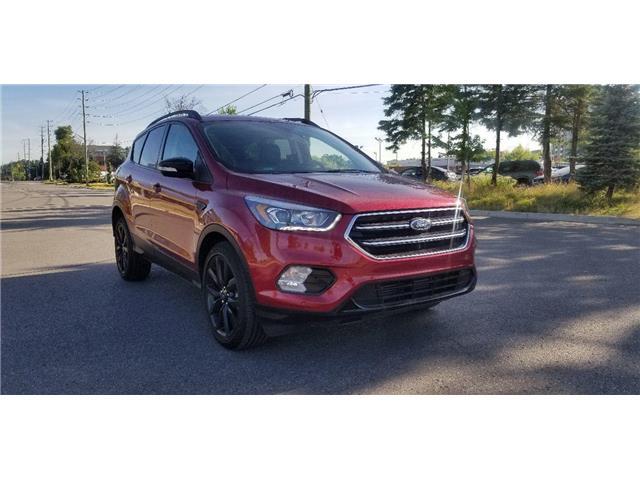 2018 Ford Escape Titanium (Stk: P8699) in Unionville - Image 1 of 25
