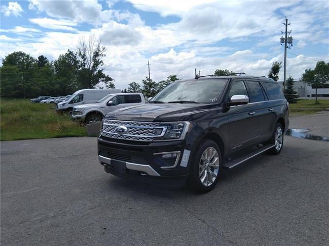 2019 Ford Expedition Max Platinum (Stk: IEP9030) in Uxbridge - Image 1 of 21