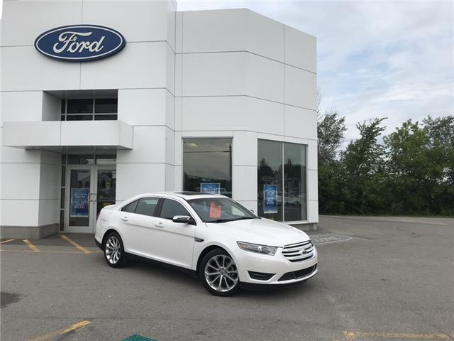 2018 Ford Taurus Limited (Stk: W1088) in Smiths Falls - Image 1 of 1