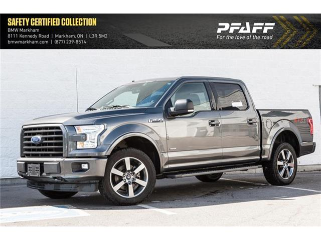 2017 Ford F-150 XLT (Stk: O12167A) in Markham - Image 1 of 18