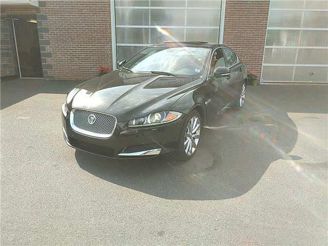 2013 Jaguar XF 3.0L (Stk: S780017) in Truro - Image 1 of 10