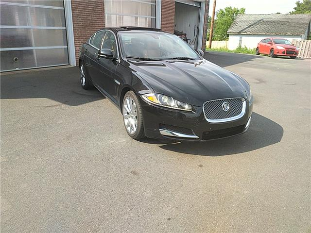 2013 Jaguar XF 3.0L (Stk: S780017) in Truro - Image 2 of 10