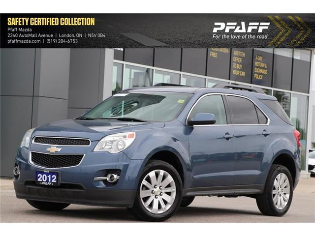 2012 Chevrolet Equinox 1LT (Stk: MA1637A) in London - Image 1 of 17