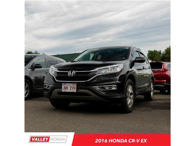 2016 Honda CR-V EX (Stk: U5234A) in Woodstock - Image 1 of 1