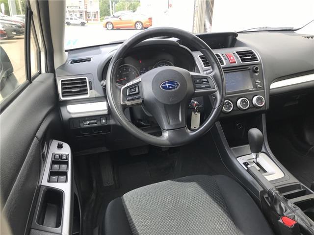 2015 Subaru Impreza 2.0i (Stk: X4724A) in Charlottetown - Image 9 of 21