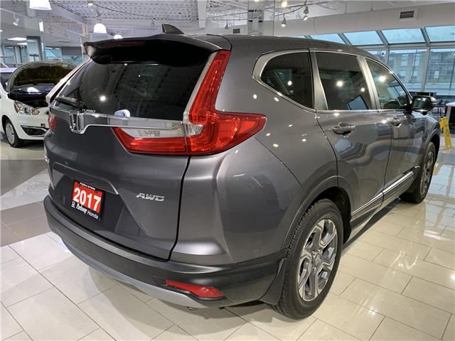 2017 Honda CR-V EX (Stk: 16265A) in North York - Image 8 of 22