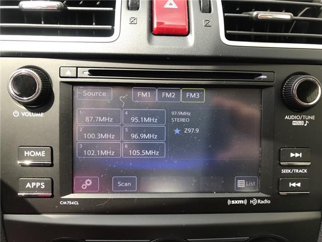 2015 Subaru Impreza 2.0i (Stk: X4724A) in Charlottetown - Image 15 of 21