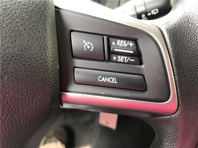 2015 Subaru Impreza 2.0i (Stk: X4724A) in Charlottetown - Image 20 of 21
