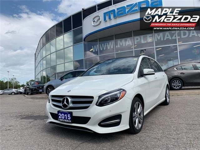 2015 Mercedes-Benz B-Class Sports Tourer (Stk: P-1192) in Vaughan - Image 1 of 21