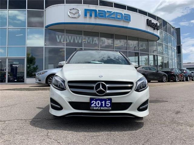 2015 Mercedes-Benz B-Class Sports Tourer (Stk: P-1192) in Vaughan - Image 2 of 21