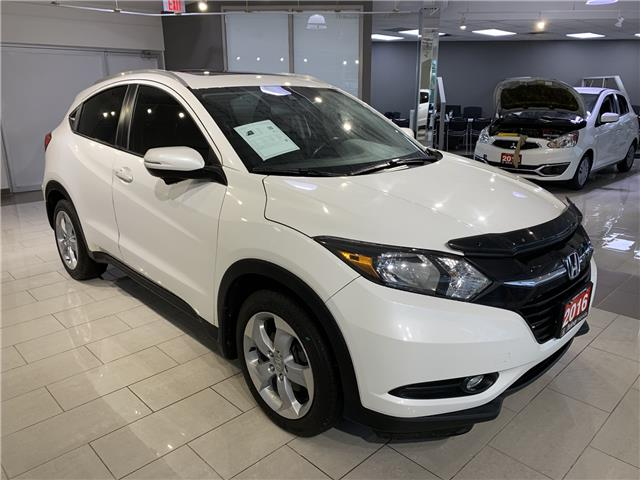 2016 Honda HR-V EX-L (Stk: 16256A) in North York - Image 1 of 20