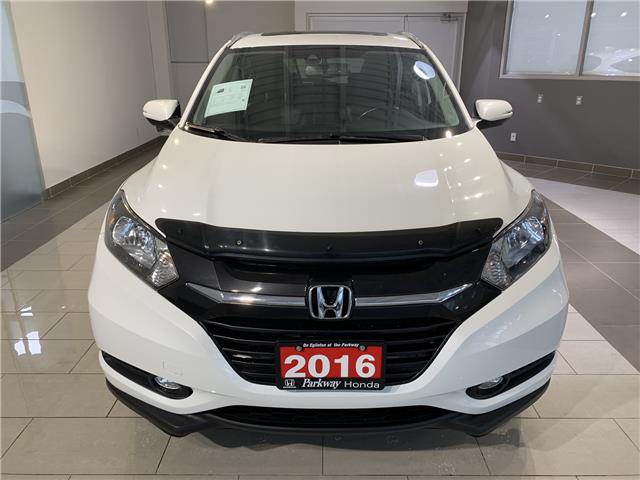 2016 Honda HR-V EX-L (Stk: 16256A) in North York - Image 2 of 20