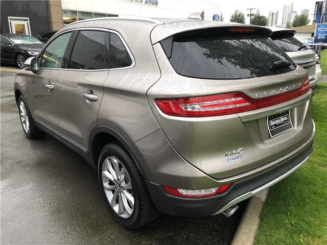 2019 Lincoln MKC Select (Stk: 196278) in Vancouver - Image 2 of 10