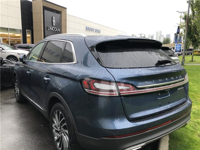 2019 Lincoln Nautilus Reserve (Stk: 196379) in Vancouver - Image 2 of 11