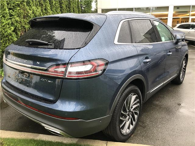 2019 Lincoln Nautilus Reserve (Stk: 196379) in Vancouver - Image 3 of 11