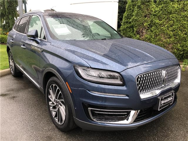 2019 Lincoln Nautilus Reserve (Stk: 196379) in Vancouver - Image 4 of 11