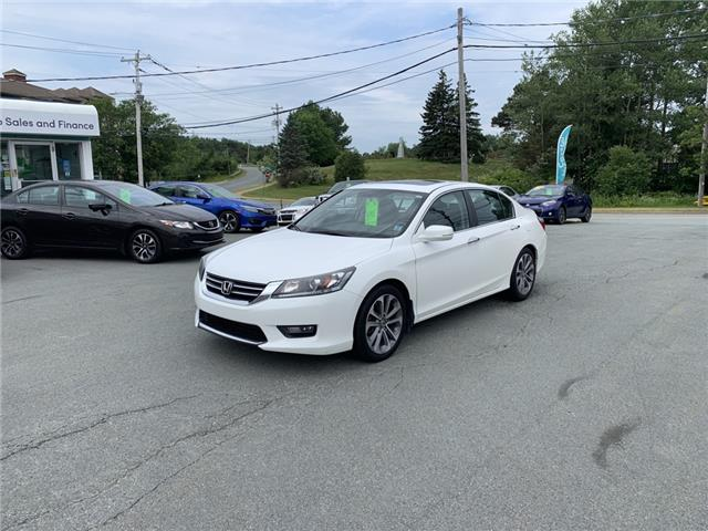 2015 Honda Accord Sport (Stk: ) in Lower Sackville - Image 1 of 13