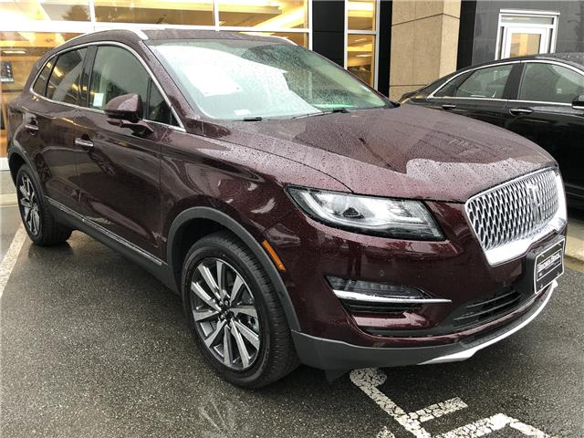 2019 Lincoln MKC Reserve (Stk: 196317) in Vancouver - Image 4 of 12