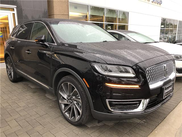 2019 Lincoln Nautilus Reserve (Stk: 196318) in Vancouver - Image 4 of 12