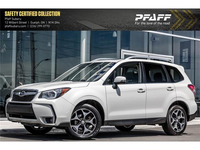 2016 Subaru Forester 2.0XT Touring (Stk: SU0058) in Guelph - Image 1 of 22