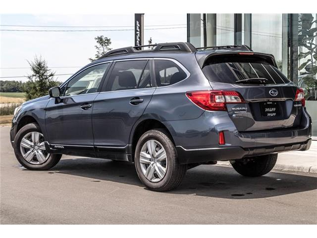 2017 Subaru Outback 2.5i (Stk: SU0060) in Guelph - Image 4 of 22