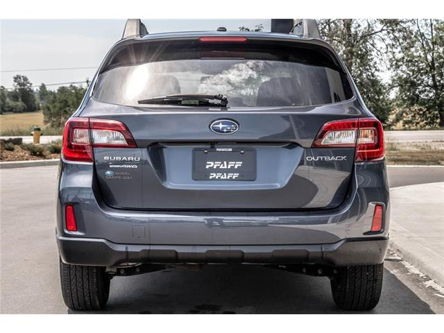 2017 Subaru Outback 2.5i (Stk: SU0060) in Guelph - Image 5 of 22