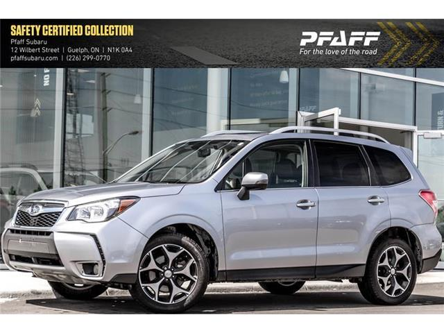 2015 Subaru Forester 2.0XT Touring (Stk: SU0061) in Guelph - Image 1 of 22