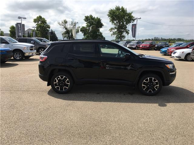 2019 Jeep Compass 2GT Upland Edition (Stk: 19CP7317) in Devon - Image 3 of 11
