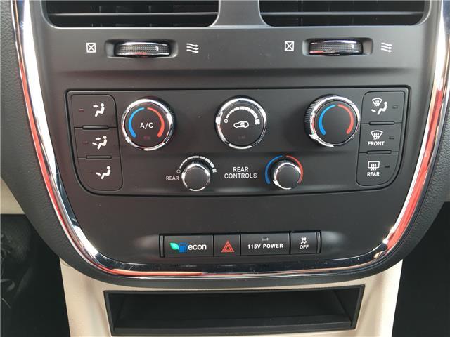 2019 Dodge Grand Caravan 29P SXT Premium Plus (Stk: 19GC8734) in Devon - Image 11 of 14