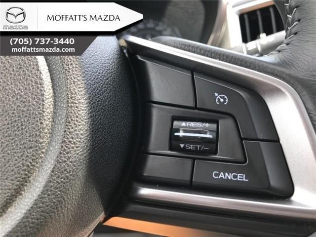 2017 Subaru Impreza Sport (Stk: 27693) in Barrie - Image 20 of 28
