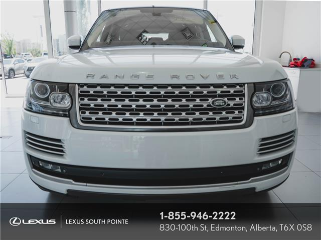 2015 Land Rover Range Rover 5.0L V8 Supercharged Autobiography (Stk: L900681A) in Edmonton - Image 2 of 22