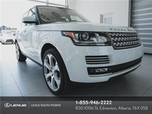 2015 Land Rover Range Rover 5.0L V8 Supercharged Autobiography (Stk: L900681A) in Edmonton - Image 1 of 22