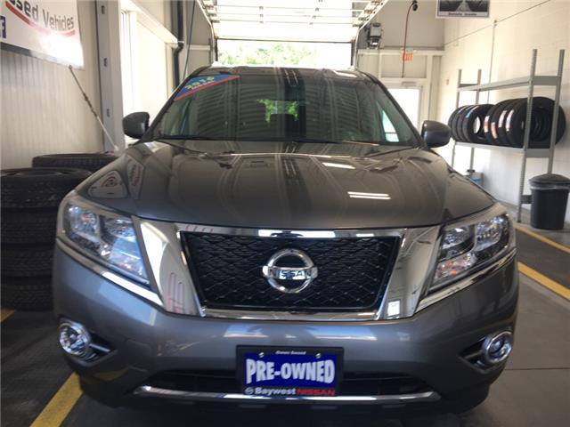 2016 Nissan Pathfinder SL (Stk: 19226A) in Owen Sound - Image 2 of 12