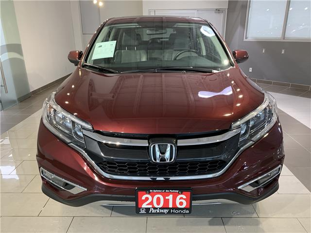 2016 Honda CR-V EX-L (Stk: 16263A) in North York - Image 2 of 23