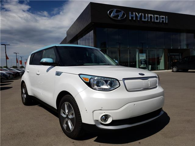 2018 Kia Soul EV EV Luxury (Stk: H2428) in Saskatoon - Image 1 of 18