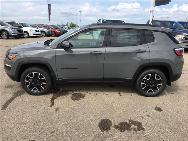 2019 Jeep Compass 2GT Upland Edition (Stk: 19CP6103) in Devon - Image 1 of 12