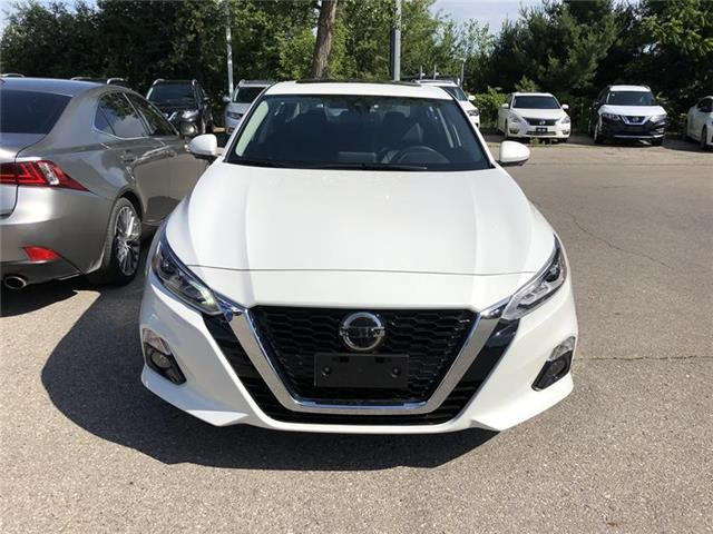 2019 Nissan Altima 2.5 Platinum (Stk: RY193036) in Richmond Hill - Image 1 of 5