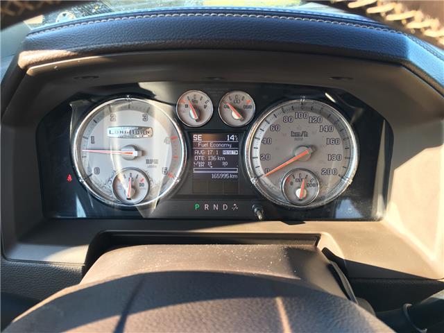 2012 RAM 3500 Laramie Longhorn/Limited Edition (Stk: 19R34487A) in Devon - Image 11 of 15