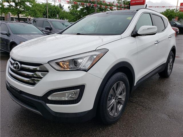 2016 Hyundai Santa Fe Sport 2.4 Luxury (Stk: CP0190) in Mississauga - Image 1 of 20
