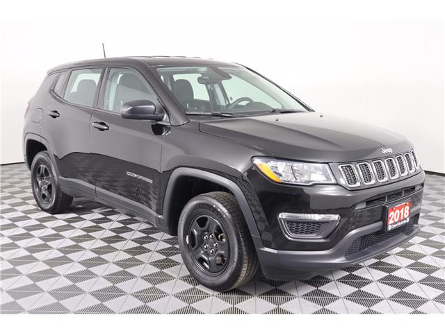 2018 Jeep Compass Sport (Stk: P19-115) in Huntsville - Image 1 of 33