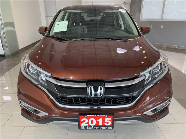 2015 Honda CR-V Touring (Stk: 16276A) in North York - Image 2 of 21